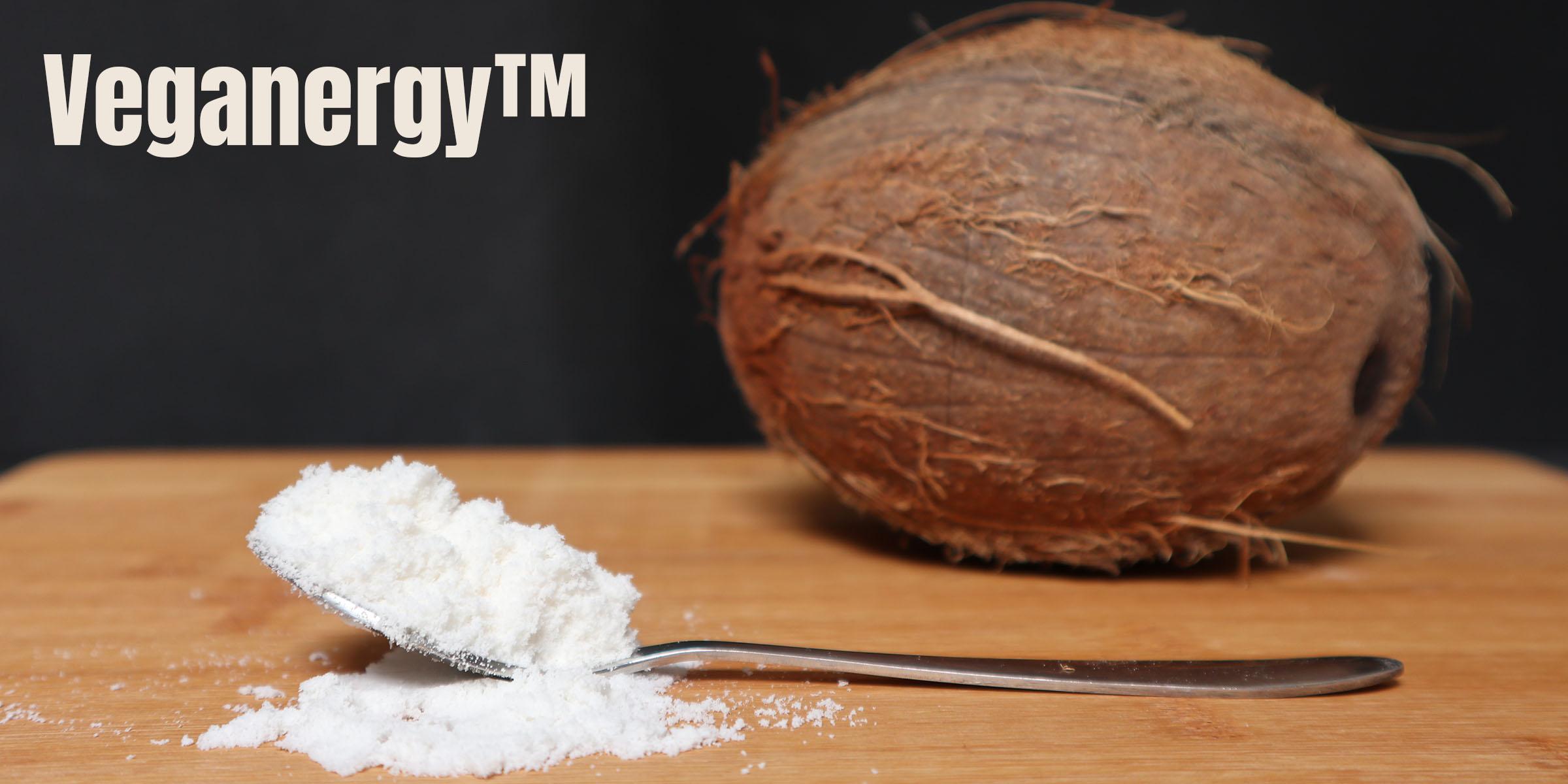 Veganergy Vegan MCT Powder